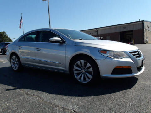 2012 Volkswagen CC for sale at TAPP MOTORS INC in Owensboro KY