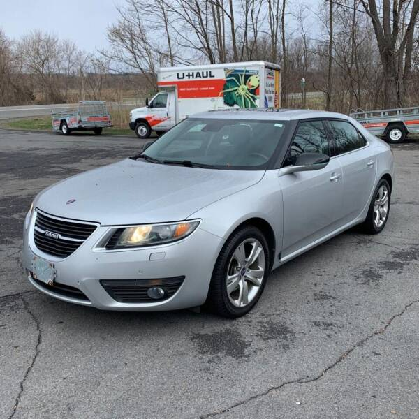 2011 Saab 9-5 for sale at MBM Auto Sales and Service in East Sandwich MA