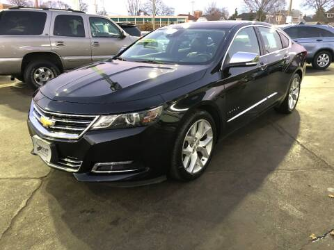 2014 Chevrolet Impala for sale at Streff Auto Group in Milwaukee WI