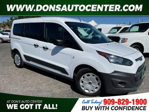 2018 Ford Transit Connect Wagon for sale at Dons Auto Center in Fontana CA