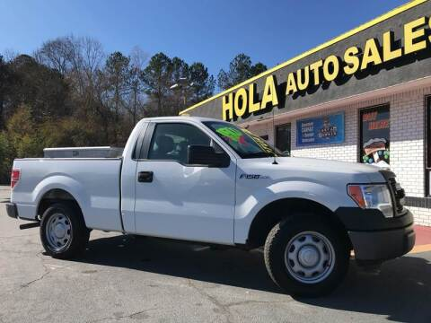 2013 Ford F-150 for sale at HOLA AUTO SALES CHAMBLEE- BUY HERE PAY HERE - in Atlanta GA