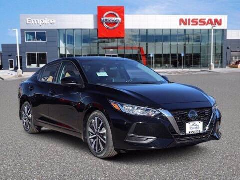 2021 Nissan Sentra for sale at EMPIRE LAKEWOOD NISSAN in Lakewood CO
