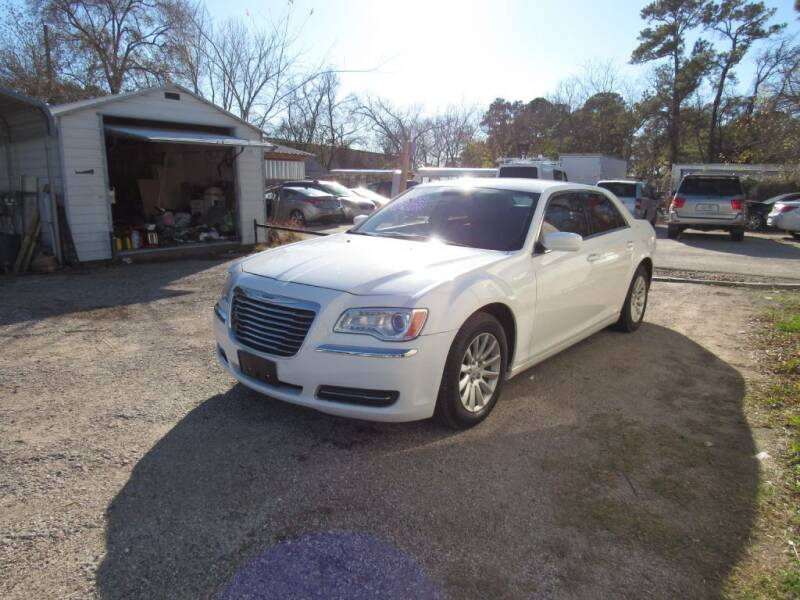2013 Chrysler 300 for sale at Jump and Drive LLC in Humble TX