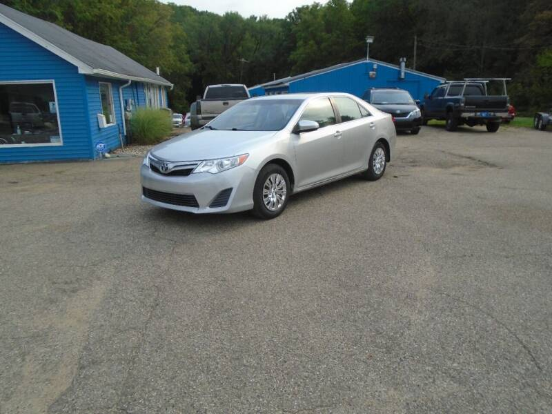 2012 Toyota Camry for sale at Michigan Auto Sales in Kalamazoo MI