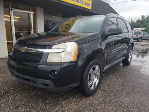 2008 Chevrolet Equinox for sale at Best Buy Auto in Mobile AL