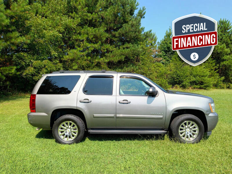 2009 Chevrolet Tahoe for sale at Gibson Automobile Sales in Spartanburg SC
