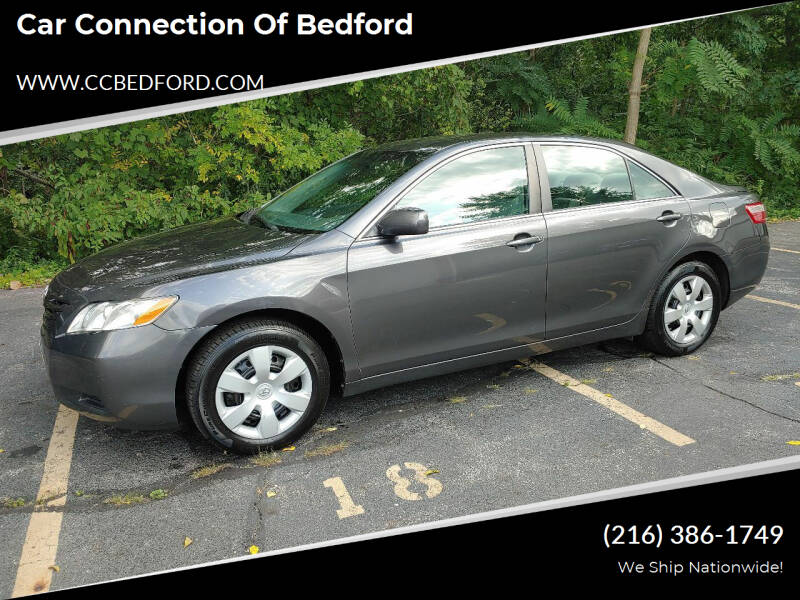 2009 Toyota Camry for sale at Car Connection of Bedford in Bedford OH