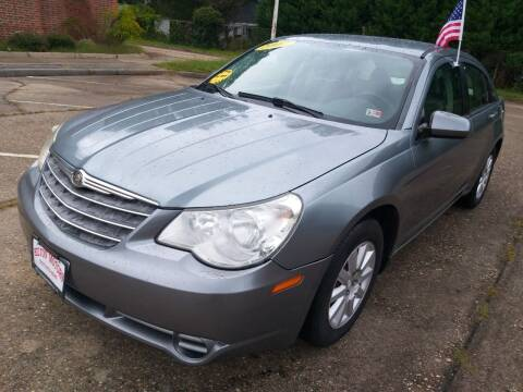 2007 Chrysler Sebring for sale at Hilton Motors Inc. in Newport News VA