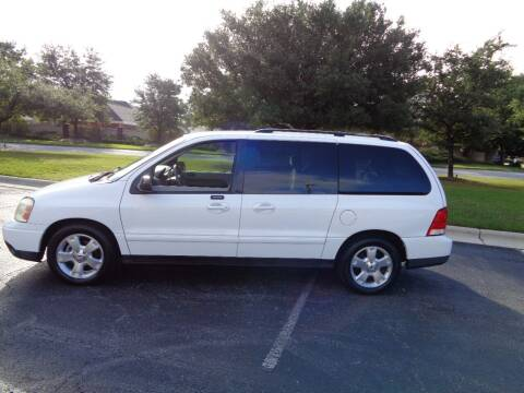 2004 Ford Freestar for sale at BALKCUM AUTO INC in Wilmington NC