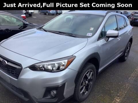 2018 Subaru Crosstrek for sale at Royal Moore Custom Finance in Hillsboro OR