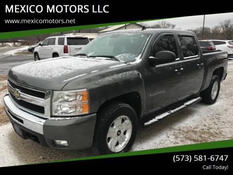 2011 Chevrolet Silverado 1500 for sale at MEXICO MOTORS LLC in Mexico MO