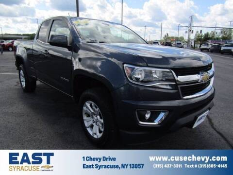 2015 Chevrolet Colorado for sale at East Syracuse Performance Sales & Service in Syracuse NY