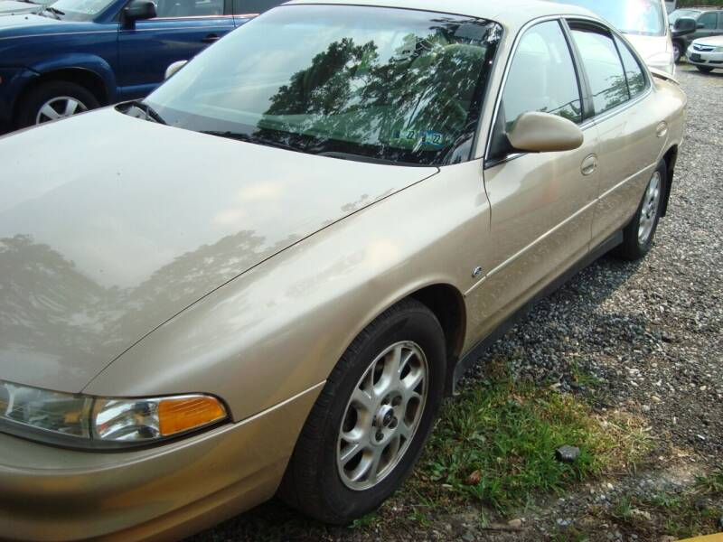 2002 Oldsmobile Intrigue for sale at Branch Avenue Auto Auction in Clinton MD