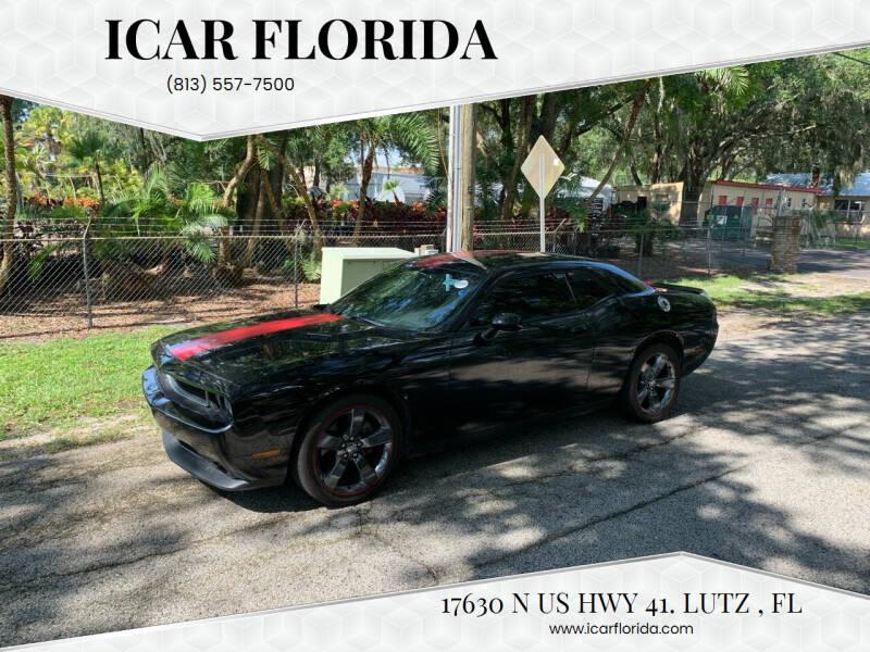 2013 Dodge Challenger for sale at ICar Florida in Lutz FL