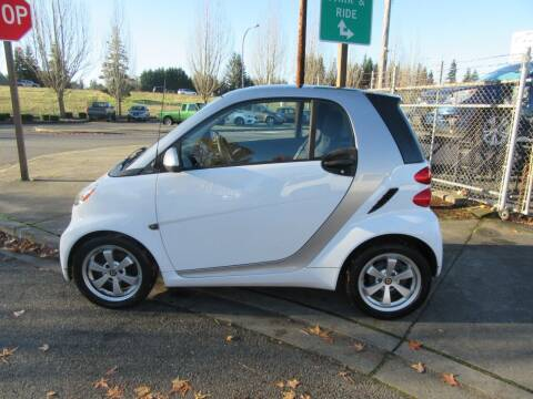 2012 Smart fortwo for sale at Car Link Auto Sales LLC in Marysville WA