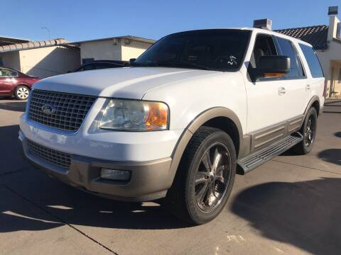 2003 Ford Expedition for sale at Town and Country Motors in Mesa AZ