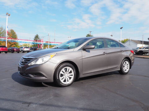 2013 Hyundai Sonata for sale at Patriot Motors in Cortland OH