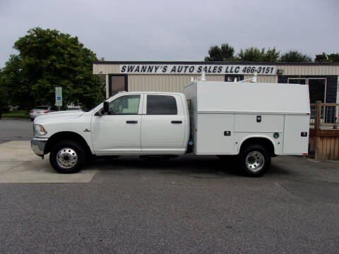 2016 RAM Ram Chassis 3500 for sale at Swanny's Auto Sales in Newton NC