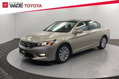 2013 Honda Accord for sale at Stephen Wade Pre-Owned Supercenter in Saint George UT