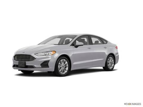 2019 Ford Fusion for sale at Ken Wilson Ford in Canton NC