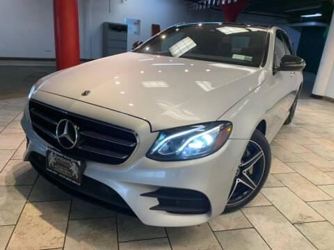2018 Mercedes-Benz E-Class for sale at EUROPEAN AUTO EXPO in Lodi NJ