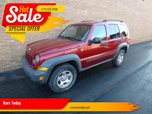 2006 Jeep Liberty for sale at Kars Today in Addison IL
