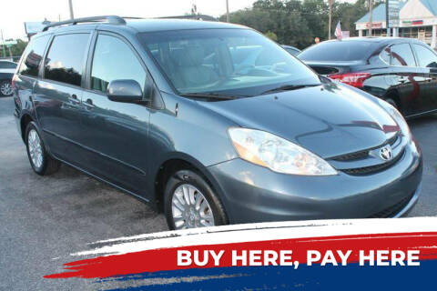 2010 Toyota Sienna for sale at Mars auto trade llc in Kissimmee FL