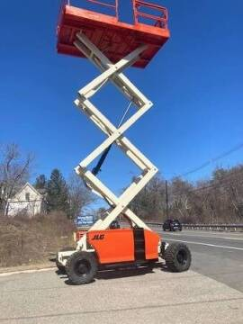 2004 jlg 3394 rt for sale at Bay Road Trucks in Rowley MA