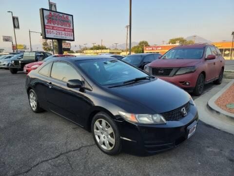 2011 Honda Civic for sale at ATLAS MOTORS INC in Salt Lake City UT