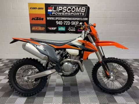 2021 KTM 350 XCF-W for sale at Lipscomb Powersports in Wichita Falls TX