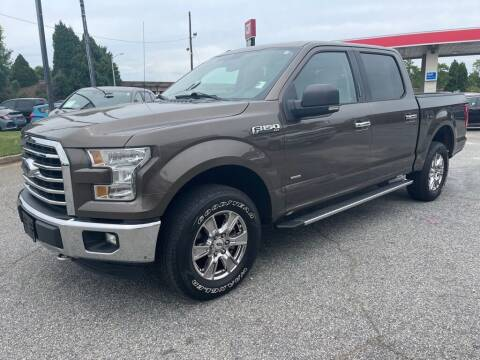 2016 Ford F-150 for sale at Modern Automotive in Boiling Springs SC