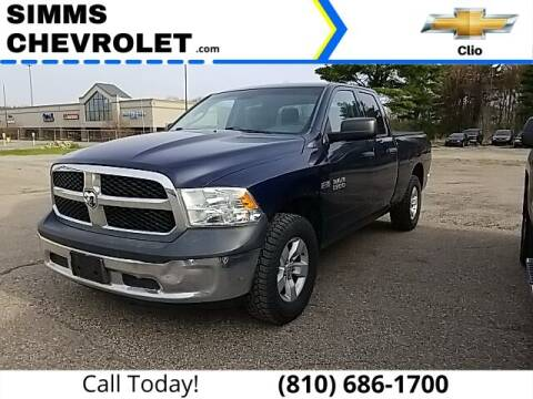 2014 RAM Ram Pickup 1500 for sale at Aaron Adams @ Simms Chevrolet in Clio MI