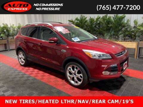 2013 Ford Escape for sale at Auto Express in Lafayette IN