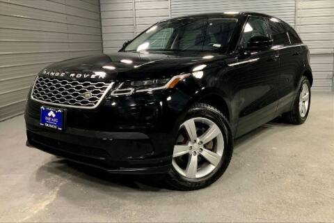 2018 Land Rover Range Rover Velar for sale at TRUST AUTO in Sykesville MD