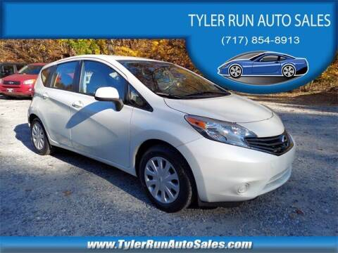 2014 Nissan Versa Note for sale at Tyler Run Auto Sales in York PA