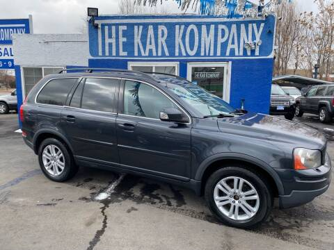 2009 Volvo XC90 for sale at The Kar Kompany Inc. in Denver CO