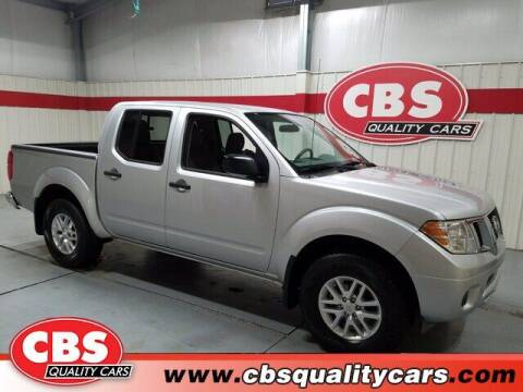 2019 Nissan Frontier for sale at CBS Quality Cars in Durham NC
