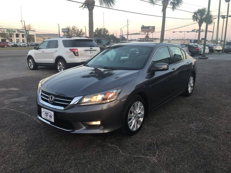2014 Honda Accord for sale at Advance Auto Wholesale in Pensacola FL