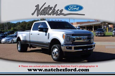2018 Ford F-350 Super Duty for sale at Auto Group South - Natchez Ford Lincoln in Natchez MS