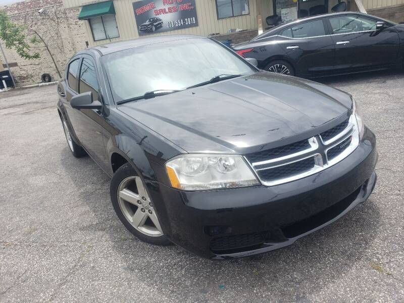 2013 Dodge Avenger for sale at Some Auto Sales in Hammond IN