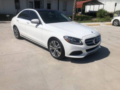 2016 Mercedes-Benz C-Class for sale at Empire Automotive Group Inc. in Orlando FL