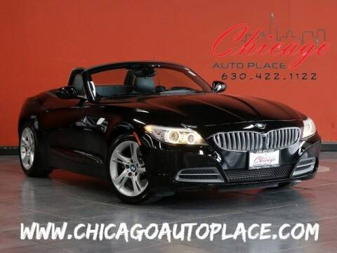 2009 BMW Z4 for sale at Chicago Auto Place in Bensenville IL
