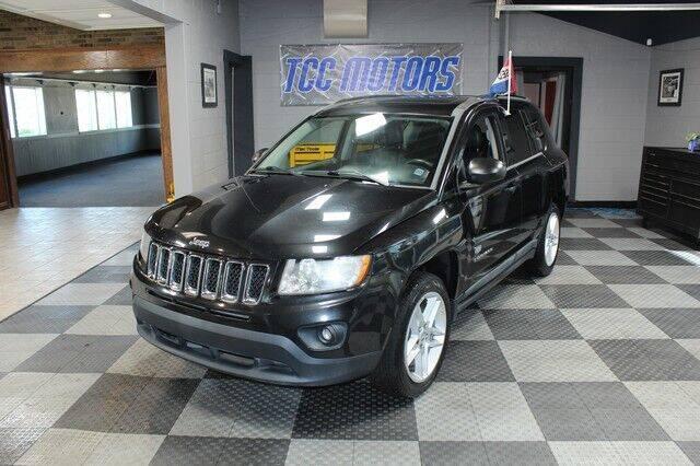 2011 Jeep Compass for sale at TCC Motors in Farmington Hills MI