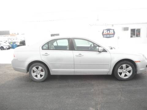 2009 Ford Fusion for sale at B & B Sales 1 in Decorah IA