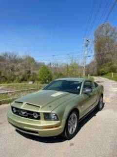 2006 Ford Mustang for sale at Dependable Motors in Lenoir City TN