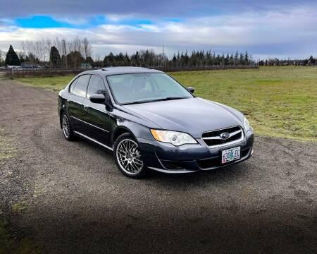 2009 Subaru Legacy for sale at Accolade Auto in Hillsboro OR
