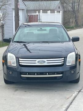 2008 Ford Fusion for sale at Suburban Auto Sales LLC in Madison Heights MI