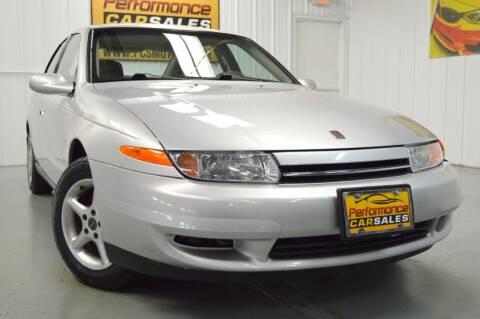 2002 Saturn L-Series for sale at Performance car sales in Joliet IL