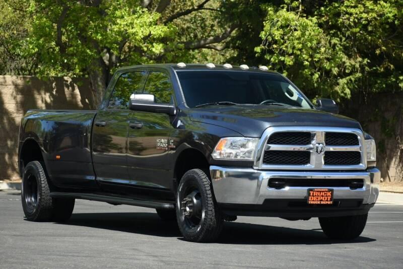 2013 RAM Ram Pickup 3500 for sale at Sac Truck Depot in Sacramento CA