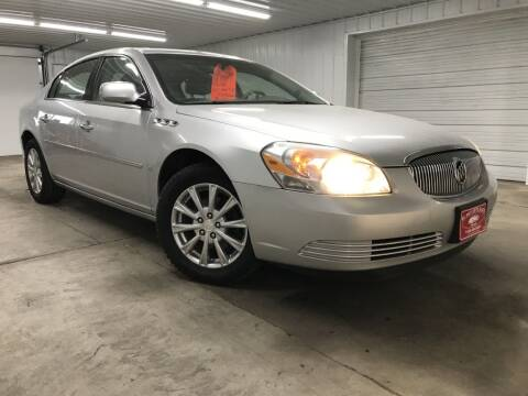2009 Buick Lucerne for sale at Hi-Way Auto Sales in Pease MN